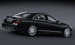mercedes s230 carlsson noble rs kit dresses up the mercedes s class