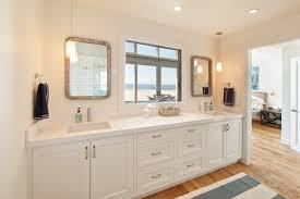 Shaped Bathroom Mirrors by Shaped Bathroom Vanity To Set In Gorgeous Modern Room Bathroom