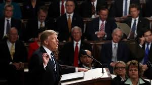 annotated transcript president trump u0027s address to a joint session