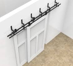 bypass closet door hardware home depot home design ideas