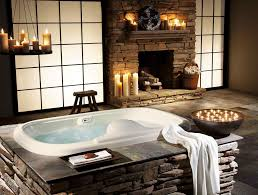 Candle Sconces For Bathroom Bathroom Nice Looking Brick Stone Fireplace For Amazing Asian For