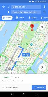 Driving Distance Google Maps How To Use Google Maps 20 Helpful Tips And Tricks Page 2