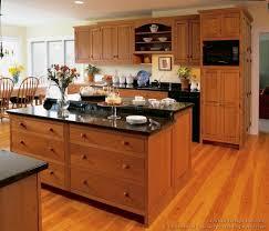 kitchen elegant light cherry kitchen cabinets photo gallery 63