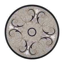 Kitchen Backsplash Metal Medallions by Create Medallions In A Variety Of Materials Just Design Visualizer