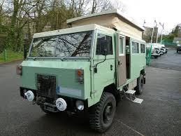 land rover 101 ambulance vwvortex com oddball and repurposed campers