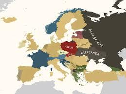 russia map belarus slavic europe map of most popular names in slavic