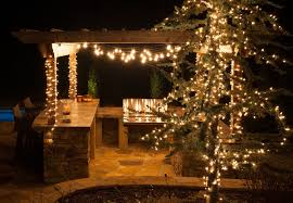 Patio Decorative Lights Perk Up Your With Pergola Lighting Yard Envy
