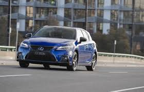 lexus ct200 2018 2018 lexus ct 200h on sale in australia from 40 900