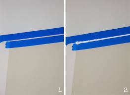 how to paint a perfect line between wall and ceiling my colortopia
