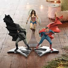 batman v superman of justice superman ornament keepsake