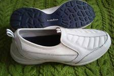 Easy Spirit Comfort Shoes Easy Spirit Grasp White Leather Walking Shoes 9 5 W Ebay