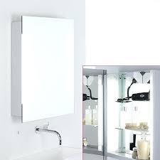 Bathroom Mirror Shaver Socket Led Bathroom Cabinet With Shaver Socket Justget Club