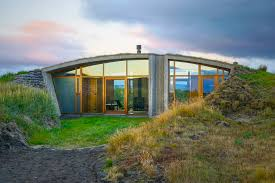 bermed earth sheltered homes iceland inhabitat green design innovation architecture