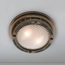 Nautical Ceiling Light Virginia Nautical Outdoor Flush Mount Shades Of Light