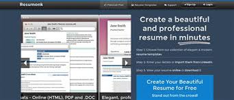 Create Professional Resume Online by Create Professional Resume 15 Free Online Tools