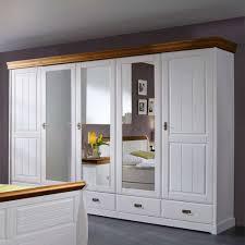 Schlafzimmer Schrank Amazon Schlafzimmerschrank Scots Im Landhausstil Pharao24 De