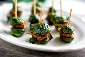 vegetarian thanksgiving brussels sprouts sliders the new york times