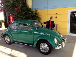 volkswagen vintage cars florida woman re lives past with classic car restoration angie u0027s