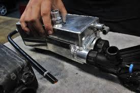 nissan titan performance parts bmw e46 3 series aluminum expansion tank part 4 prototype