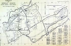 Map Berkeley New Jersey County Map