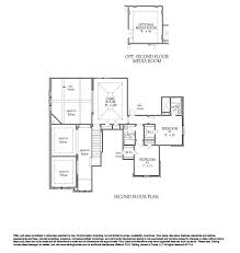 Media Room Plans - 7490 floor plan at harvest green community in richmond tx