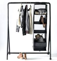 Ikea Luggage Rack Wardrobes Hemingway Trunk Style Portable Wardrobe Wheeled
