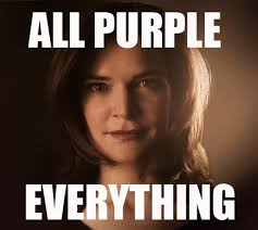 Everything Meme - breaking bad meme all purple everything on bingememe