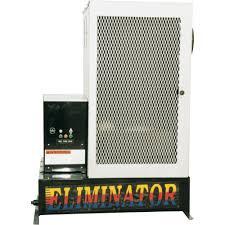 eliminator shop and garage waste oil heater model aenh 001