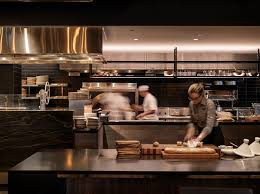 restaurant kitchen lighting lighting the hilton u0027s new restaurant u0026 lounge area say watt