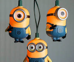minion string lights i want these so bad cool gadgets