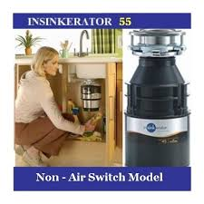 Sink Waste Disposal Units InSinkErator Insinkerator  Food - Kitchen sink waste disposal