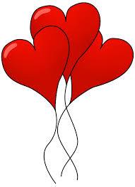 heart shaped balloons hearts balloons free stock photo illustration of heart
