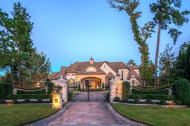 Woodland Homes Floor Plans by The Woodlands Houston Texas Mansion For Sale 12 000 Sq Ft Golf