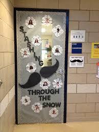 winter classroom door decoration classroom door decorations