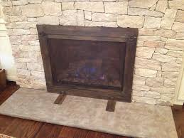 curved glass fireplace screen wpyninfo