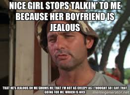 Jealous Girl Meme - jealous boyfriend memes image memes at relatably com