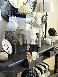 31 ideas for stylish black u0026 white halloween decorations