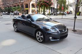 lexus convertible 2011 2011 lexus is 250c stock m318a for sale near chicago il il