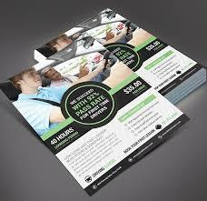 drive brochure template driving school flyer template marketing materials designer