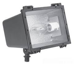 150 watt high pressure sodium light fixture f150s1 f 150s1 hubbell ltg flood hid facade 9 inch w x 6 7 8 inch