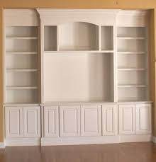 Bookshelf Woodworking Plans by Built In Bookshelf Plans Painted Built In Bookcases Kreg Jig For