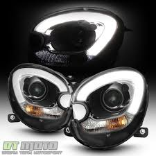 mini cooper headlights ebay