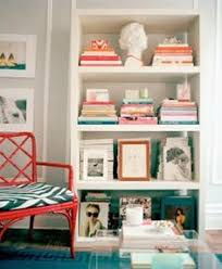 Decorating Bookshelves Ideas by Tips For Styling A Bookcase Interiors Bookcase Styling And