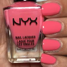 nyx nail polish review swatches the polished pursuit