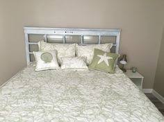 Headboard From Old Door by Headboard Made From A Door Headboards Made From Old Doors And