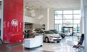 What Is A Floor Plan Car Dealership Dealer Poised To Ride Kia U0027s Rise