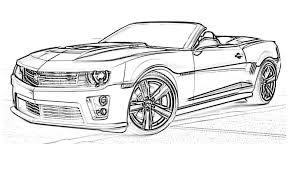 corvette coloring pages to and print for free zr1 corvette car