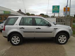 land rover freelander 2 2 2 td4 gs 4x4 5dr silver 2012 in