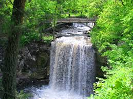 Minneopa State Park Map by A Visit To Minneopa Falls Experience The Wilderness
