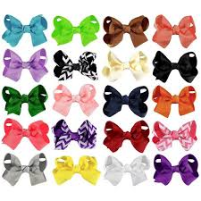 newborn bows interchangeable 40 bow and headband set zeldamatilda